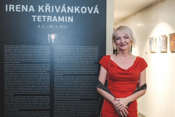 Paní Křivánková