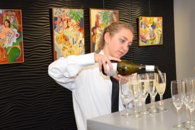 Francouzsko-česká obchodní komora, Café du Commerce, networkingové setkání   Art & Event Gallery Černá Labuť