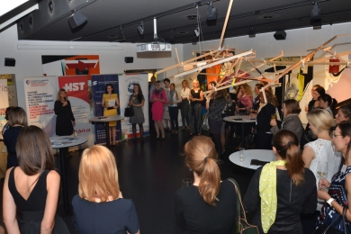 Women's Business Club | Art & Event Gallery Černá Labuť